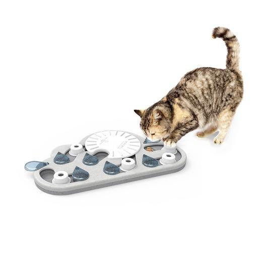 Nina Ottosson Petstages Nina Ottosson Rainy Day Puzzle and Play Cat Puzzle