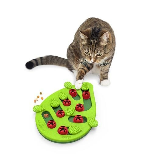 Nina Ottosson Nina Ottosson Puzzle and Play Buggin Out Cat Puzzle