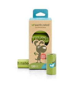 Earth Rated Earth Rated Unscented Bags on Rolls 120ct