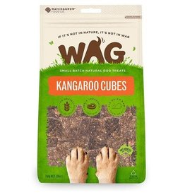 Wag Get Wag Kangaroo Cubes 200g