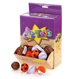 WonPet WonPet Sponge Sports Balls