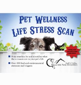 Glacier Peak Holistics Glacier Peak Holistics Pet Wellness Life Stress Scan