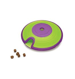 Nina Ottosson Outward Hound Nina Ottosson Dog Treat Maze Green