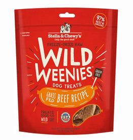 Stella & Chewy's Stella & Chewy's Wild Weenies Freeze Treats Beef 3.25oz