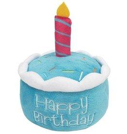 Fou Fou Dog Fou Fou Dog Plush Birthday Cake Blue