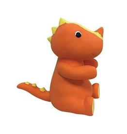Fou Fou Dog Fou Fou Fit Latex Dino Stegosaurus