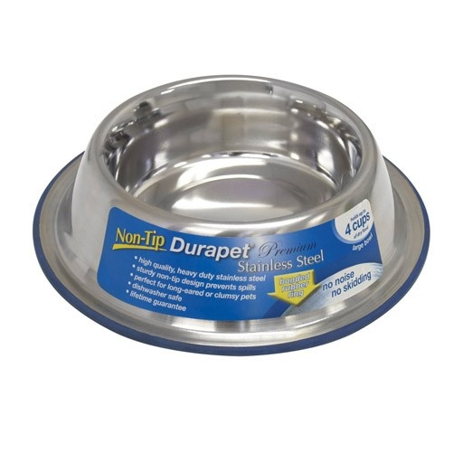 Our Pets Our Pets Durapet No-Tip Bowl Large