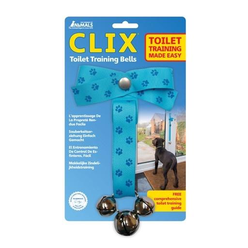 Clix The Company of Animals Clix Toilet Training Bells