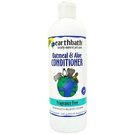 Earthbath Earthbath Oatmeal & Aloe Fragrance Free Conditioner