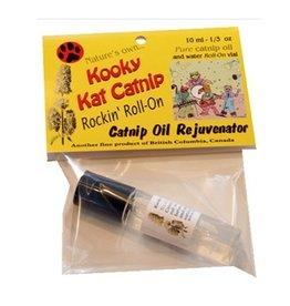 Kooky Kat Catnip Company Kooky Kat Catnip Rockin' Roll-On Catnip Oil 10mL