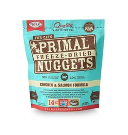 Primal Primal Freeze Dried Feline Chicken Salmon 14oz