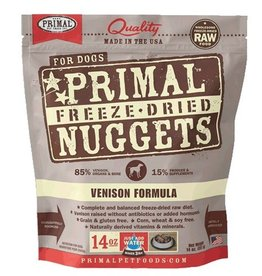 Primal Primal Freeze Dried Canine Venison 5.5oz