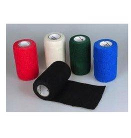 """Ubaflex Ubaflex Flexible Cohesive Bandage 2"""" Red"""
