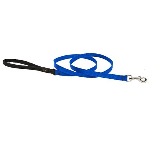 Lupine Lupine Pet Leash 1/2 x 6ft Blue