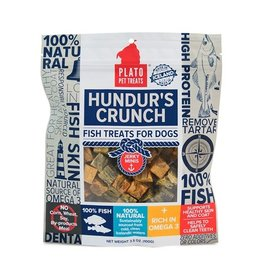 Plato Plato Pet Treats Hundur's Crunch Jerky Minis 99g