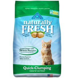 Blue Naturally Naturally Fresh Quick Clumping Cat Litter 2.72kg