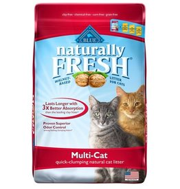 Blue Naturally Naturally Fresh Multi-Cat Clumping Cat Litter 6.35kg