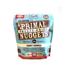Primal Primal Freeze Dried Feline Rabbit 5.5oz