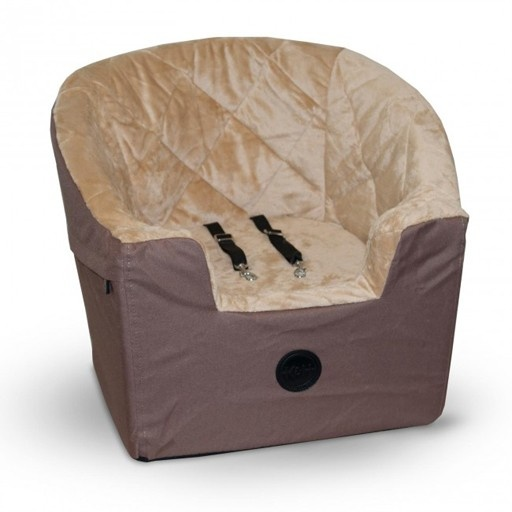 K&H K&H Bucket Booster Seat Tan Small