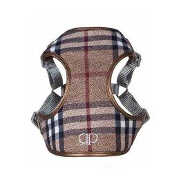 Pretty Paw Pretty Paw Designer Harness Scotland Taupe