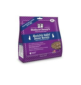 Stella & Chewy's Stella & Chewy's Freeze Dried Cat Absolutely Rabbit Dinner 8oz