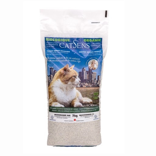 CatSens CatSens Organic Clumping Cat Litter 12kg