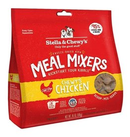 Stella & Chewy's Stella & Chewy's Freeze Dried Meal Mixers Chicken 18oz