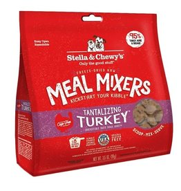 Stella & Chewy's Stella & Chewy's Freeze Dried Meal Mixers Turkey 3.5oz