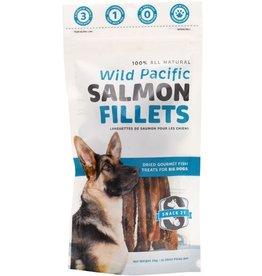 Snack21 Snack 21 Salmon Fillets 65g