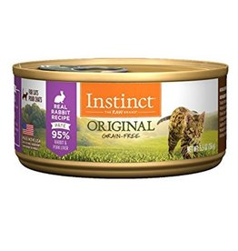Nature's Variety Nature's Variety Instinct Feline Can Rabbit 5.5oz