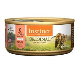 Instinct Nature's Variety Instinct Feline Can Salmon 5.5oz