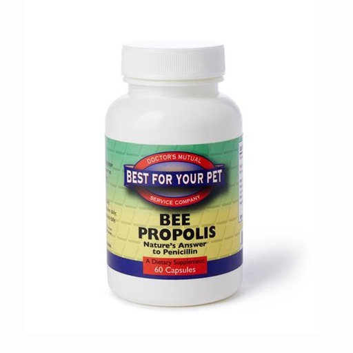 Best For Your Pet Best For Your Pet Bee Propolis 60 Capsules