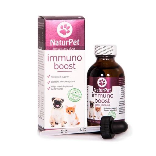 NaturPet Naturpet Immuno Boost 100ml