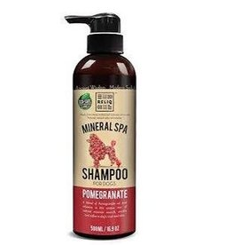 Reliq Reliq Mineral Spa Shampoo Pomegranate 500ml