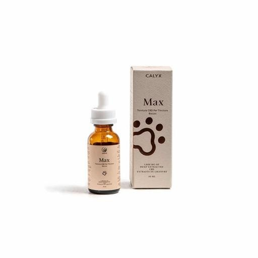 Calyx Wellness Calyx Max CBD Pet Tincture 1000mg Bacon