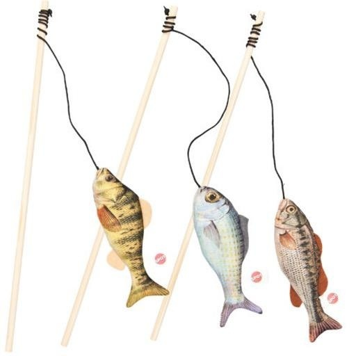 Ethical Ethical Gone Fishin Teaser Wand