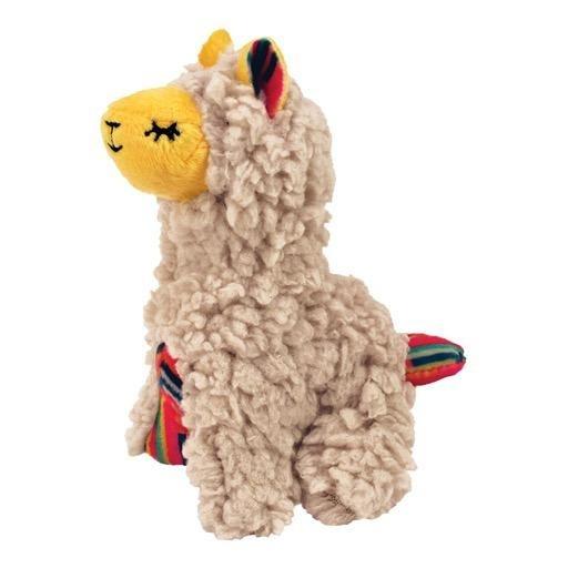 Kong Softies Fuzzy Catnip Llama