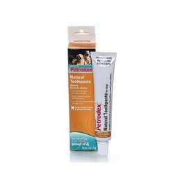 Petrodex Petrodex Natural Peanut Toothpaste 2.5oz