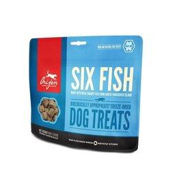 Orijen Orijen Dog Freeze Dried Treat 6 Fish 92g
