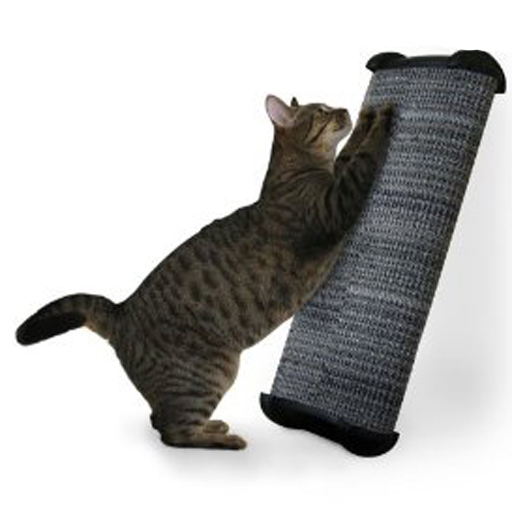 "Omega Omega Paw 20"" Lean-it Everywhere Scratch Post"