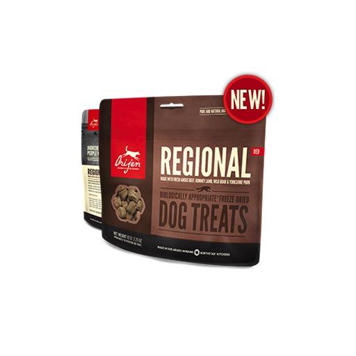 Orijen Orijen Dog Freeze Dried Treat Regional Red 92g