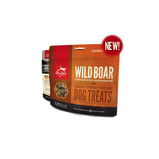Orijen Orijen Dog Freeze Dried Treat Boar 42.5g