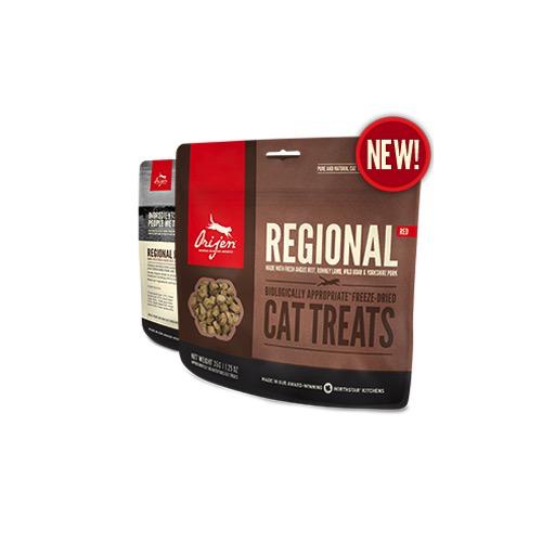 Orijen Orijen Cat Freeze Dried Treat Regional Red 35g