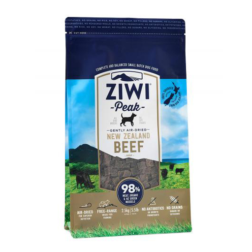 ZiwiPeak ZiwiPeak Daily Cuisine Dog Pouch Beef 1kg
