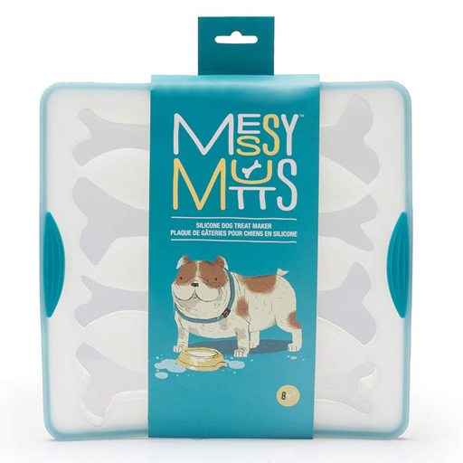 Messy Mutts Messy Mutts Silicone Dog Treat Maker Large
