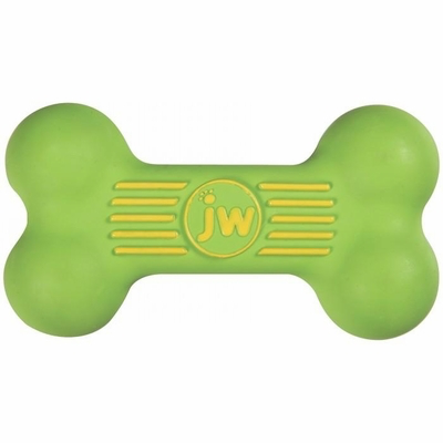 JW JW Pet i-Squeak Bone Medium