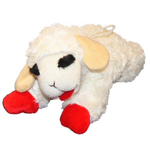 "Mulitpet Lamb Chop 10"""