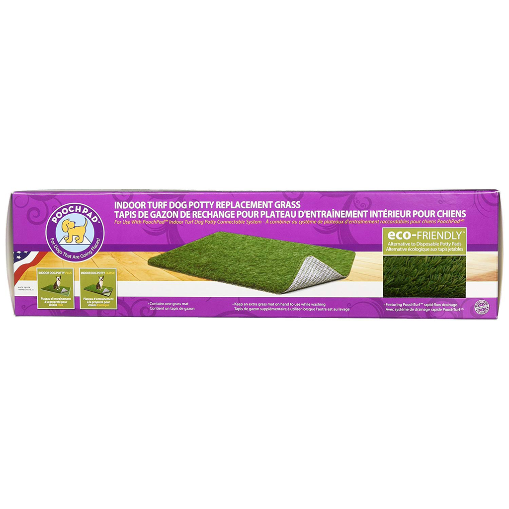 Pooch Pad Pooch Pad Indoor Dog Potty Classic Replacement Grass 16x24