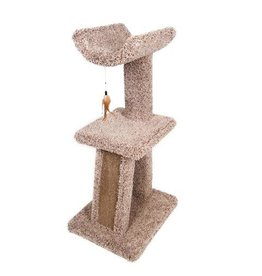 Ware Manufacturing Ware Furniture Kitty Cradle and Corrugated Scratch Post