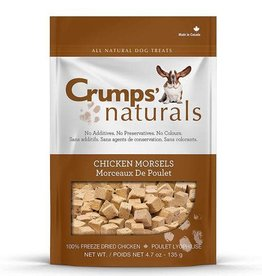 Crumps' Naturals Crumps Naturals Chicken Morsels 135g